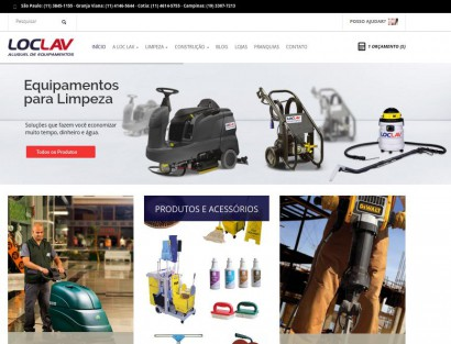 Loclav rental equipaments