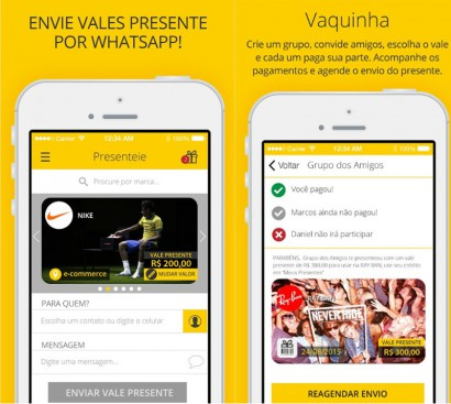 Presenteie App